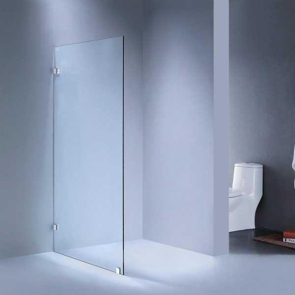 Frameless Fixed Panel Showerscreen