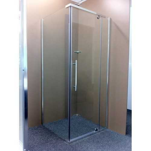 900x900mm Pivot Door Showerscreen