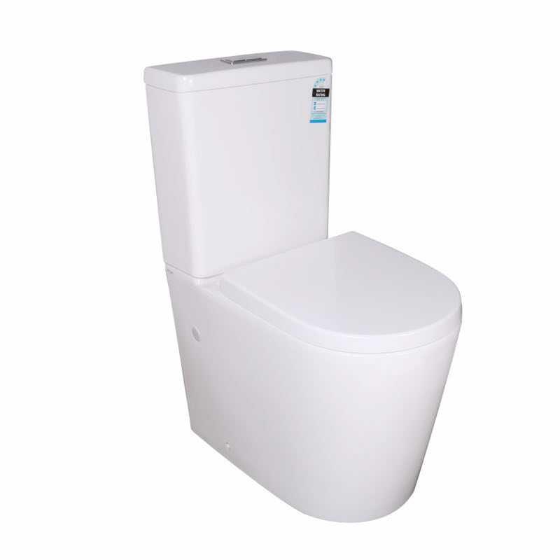 VIVID Tornado Flush Toilet Suite