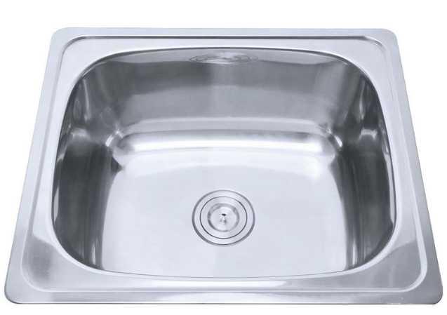 610x510x250mm Sink