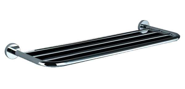 Round Towel Rack (Chrome) 400 Series