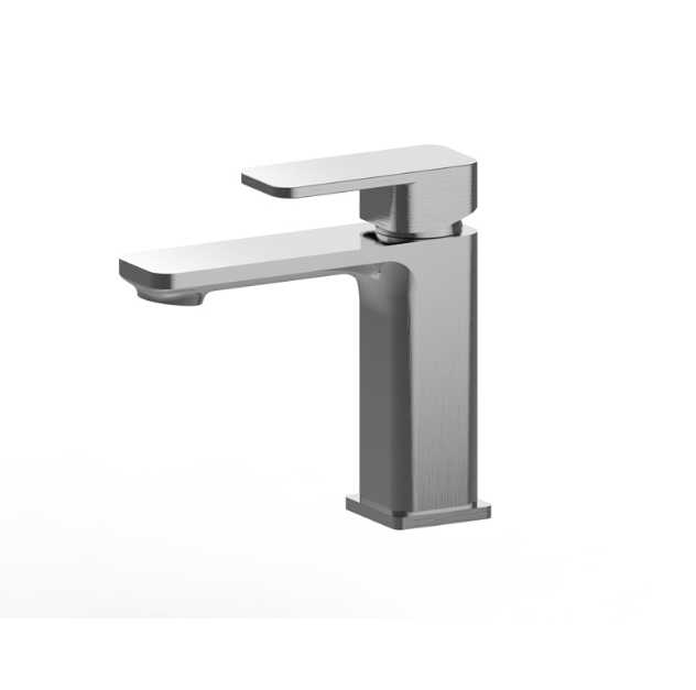 KASTEN Brush Nickel Basin Mixer