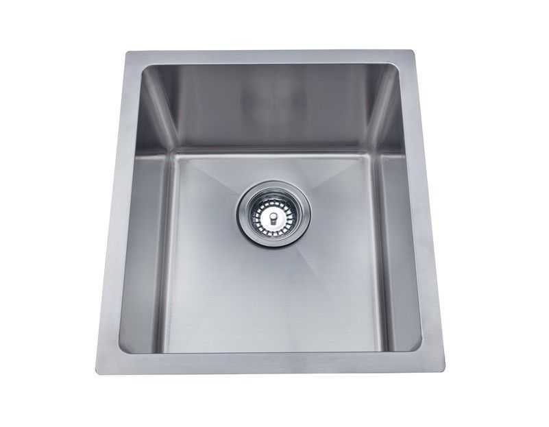 380x440x230mm Above/Undermount Single Bowl Sink