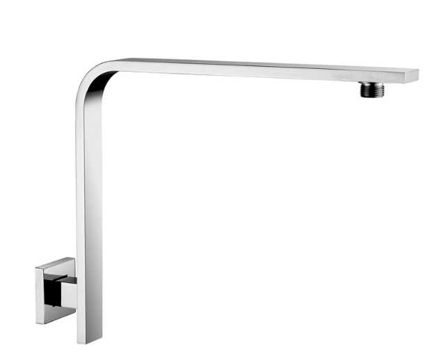 Curved Square Shower Arm BKS09A