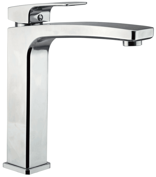 COCO Chrome Tall Swivel Sink Mixer