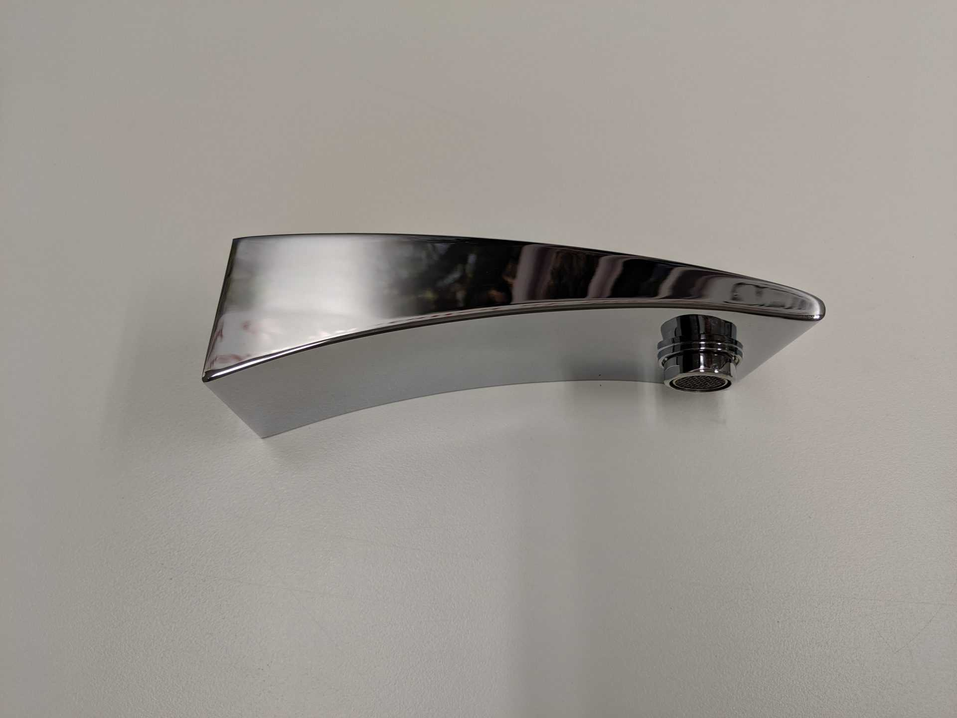 ROMA Curved Spout