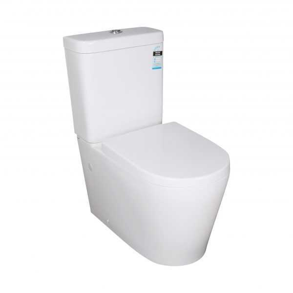 KASEY Back to Wall Toilet Suite