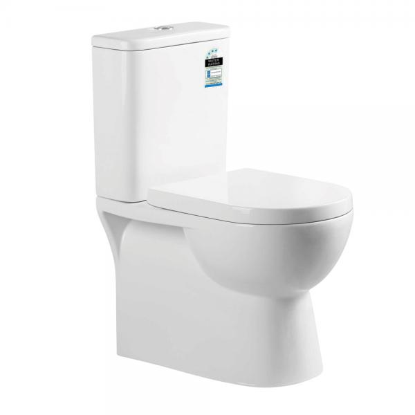 Moi Rimeless Toilet Suite
