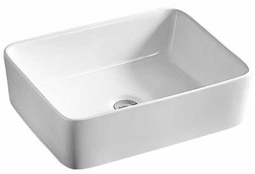 400x300mm Square Above Counter Basin