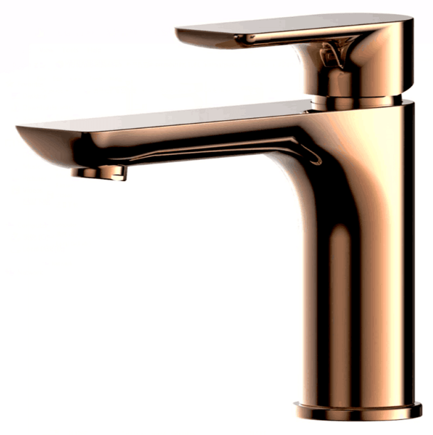 PLUSH Rose Gold Basin Mixer