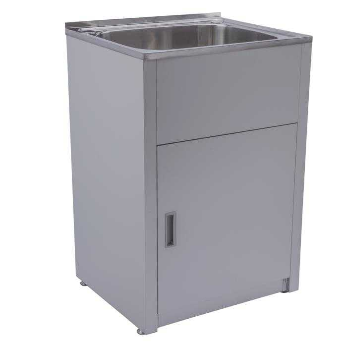 600x500mm Metal Laundry Tub