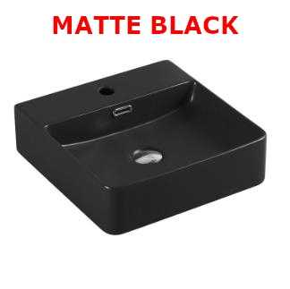 420mm Square-Round Above Counter Basin 3