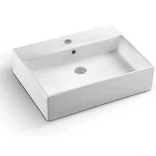 700x460mm Square Wallhung/Above Counter Basin