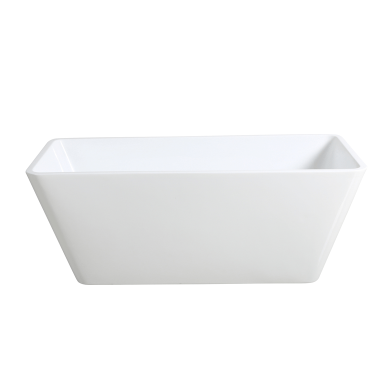 QUBIST 1400mm Freestanding Bathtub