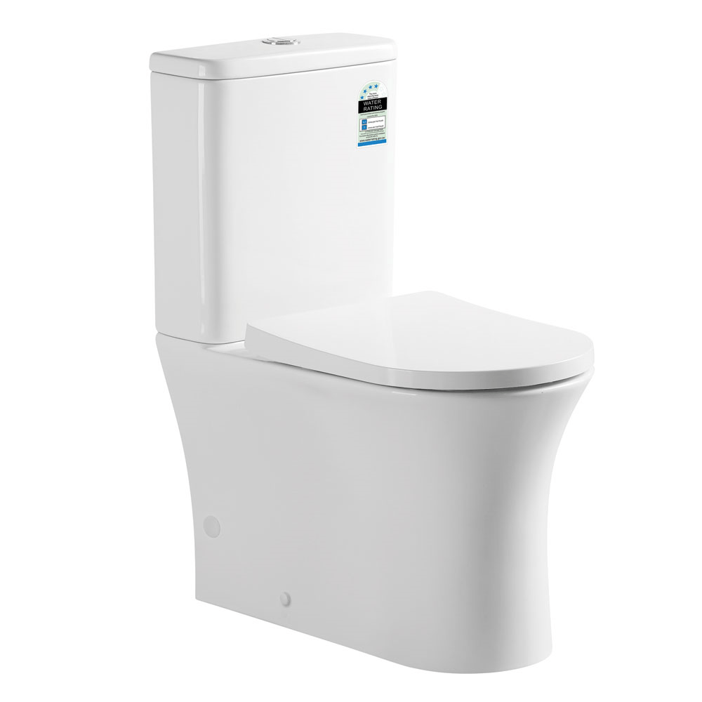 TOI Rimless Toilet Suite