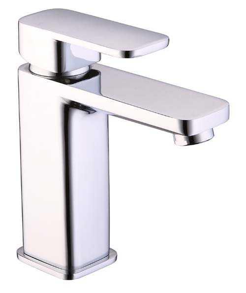 ELEGANT Chrome Basin Mixer (high spout)