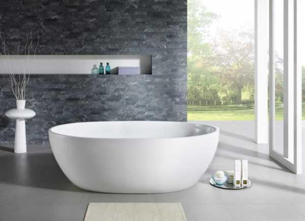 OLIVIA 1700mm Freestanding Bathtub