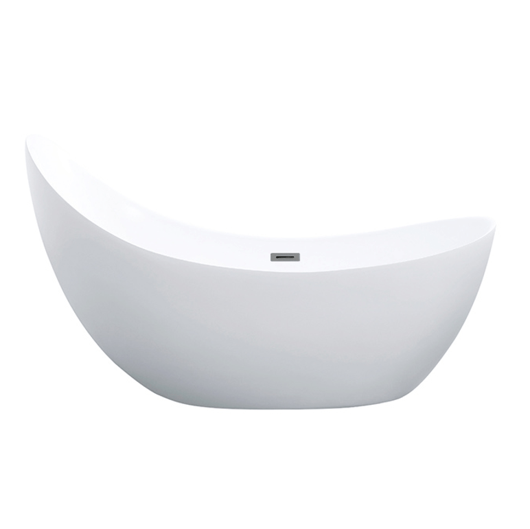 POSH 2000mm Freestanding Bathtub