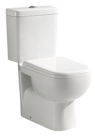 SIRIUS Back to Wall Toilet Suite