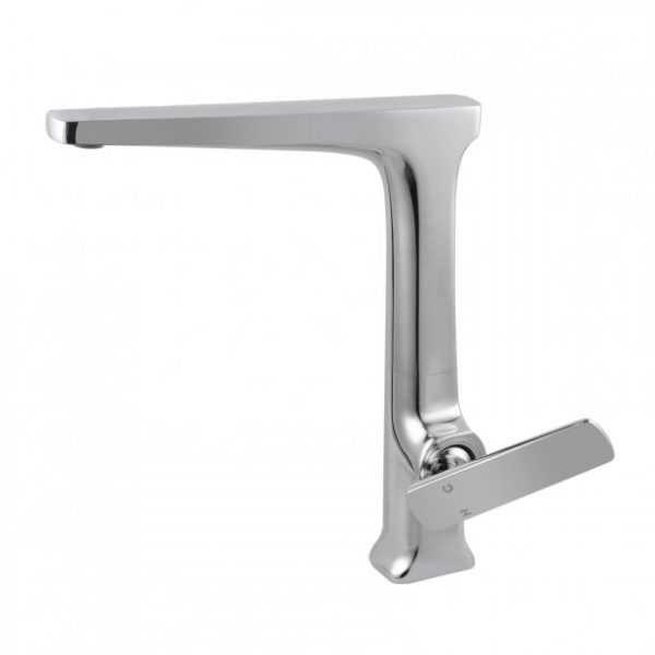 SERA 360 Deg Swivel Chrome Kitchen Sink Mixer 3