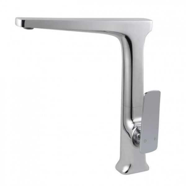 SERA 360 Deg Swivel Chrome Kitchen Sink Mixer 2