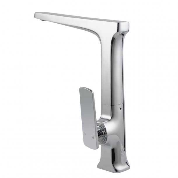 SERA 360 Deg Swivel Chrome Kitchen Sink Mixer