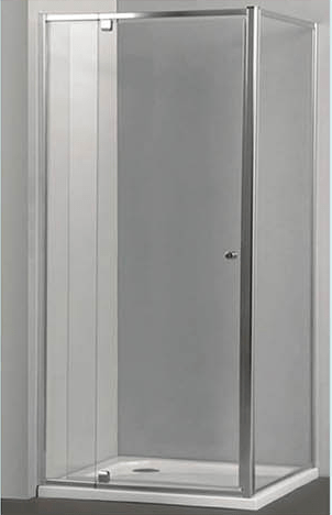 1000x1000mm Pivot Door Showerscreen
