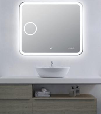 600x750mm Smart LED Mirror 2