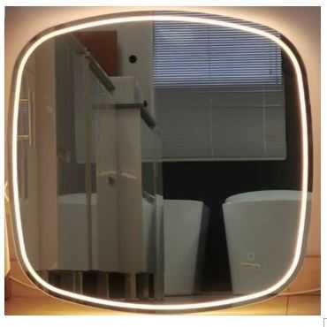 600x600mm LED Mirror