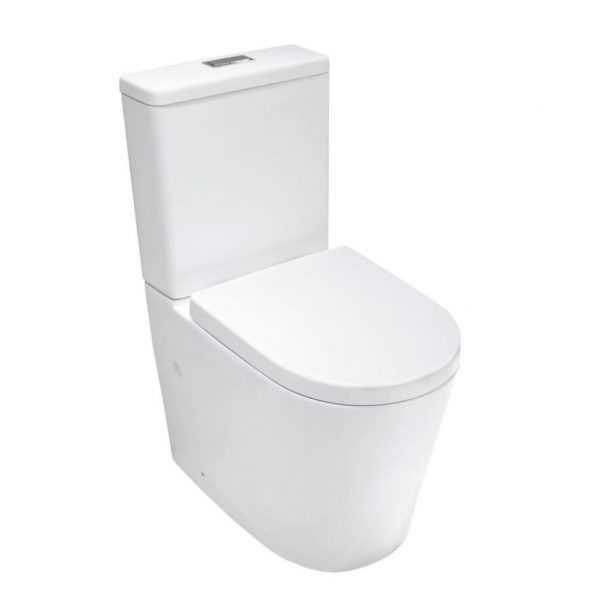 BELMONT Rimless Toilet Suite