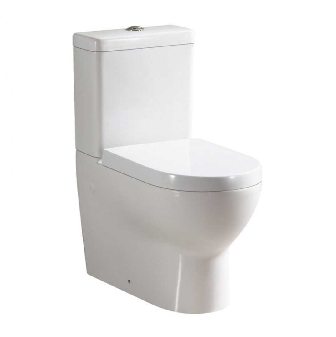 MERCURY Back To Wall Toilet Suite