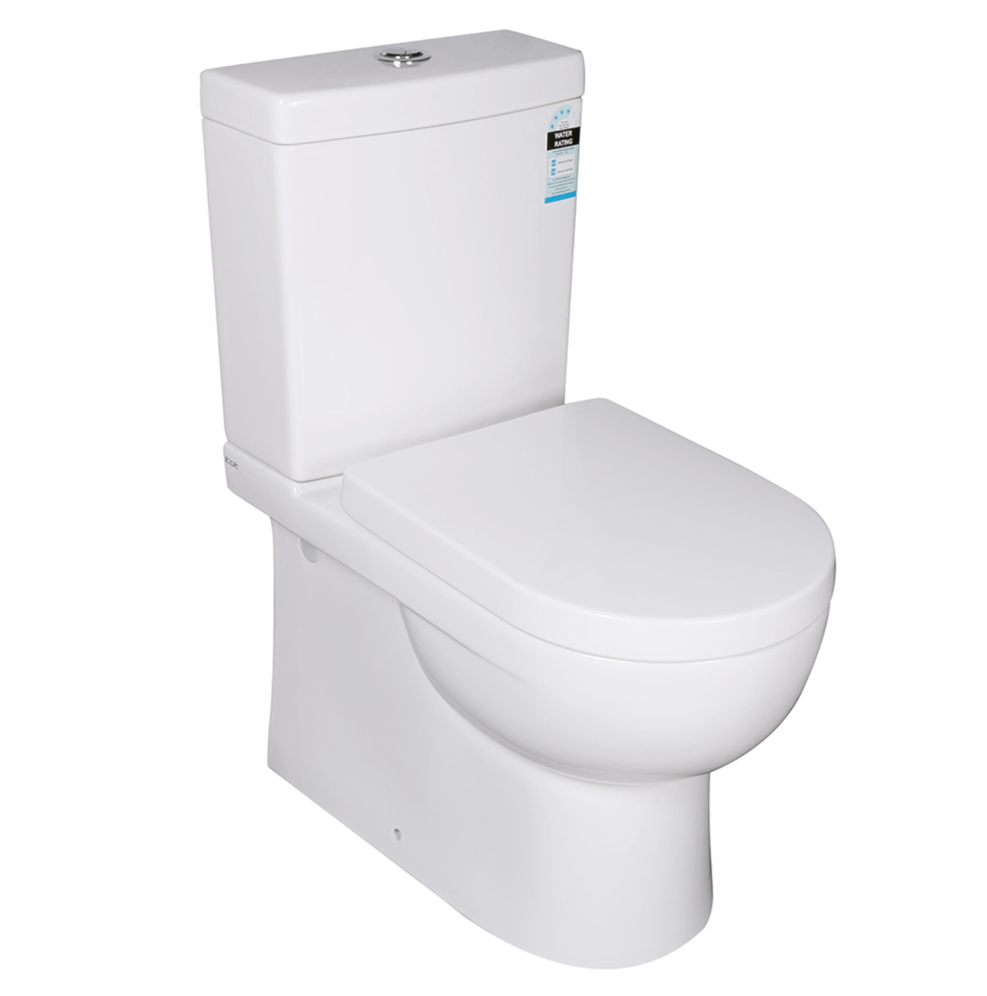 RIO Back To Wall Toilet Suite