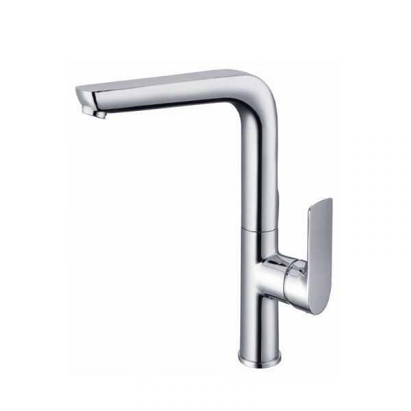 LUXUS Swivel Chrome Sink Mixer