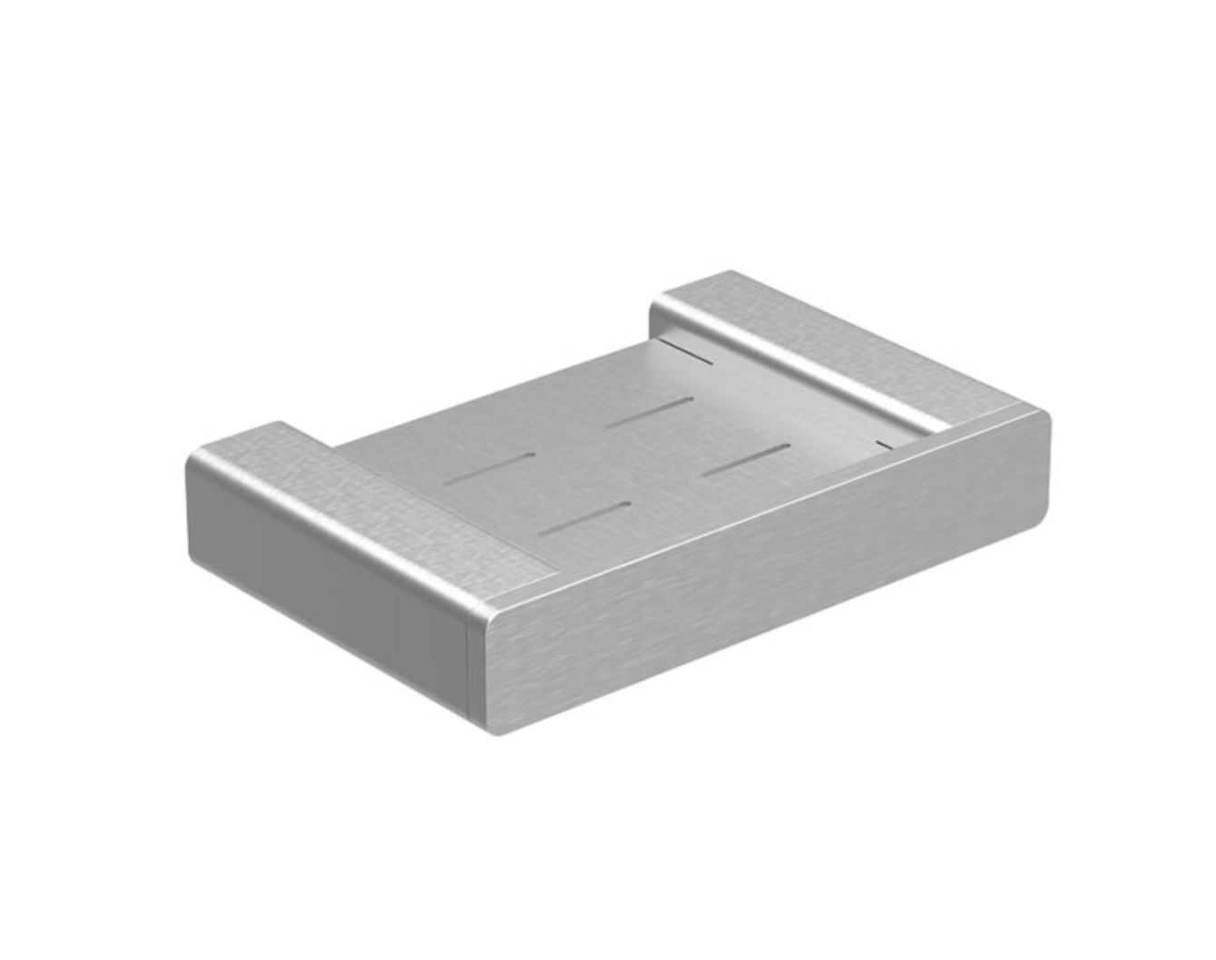KASTEN Brushed Nickel Soap Tray