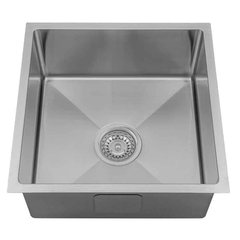 ARCKO LUX 440mm Single Bowl Sink