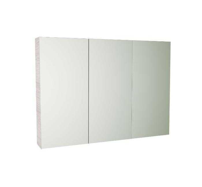 EVIE 1200mm PVC Oak Shaving Cabinet