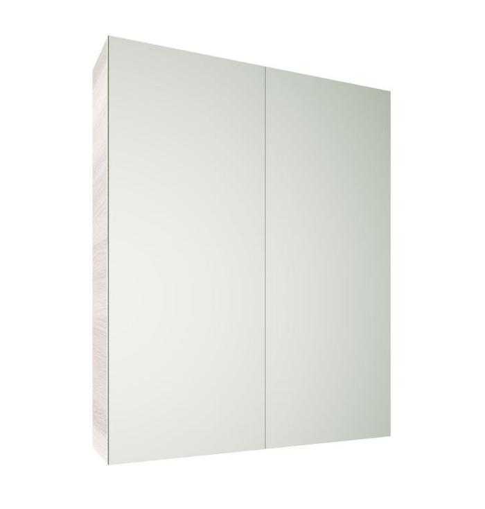 EVIE 900mm PVC Oak Shaving Cabinet